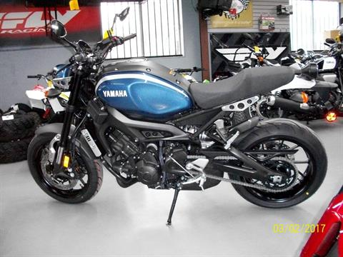 2017 Yamaha XSR900 in New Castle, Pennsylvania