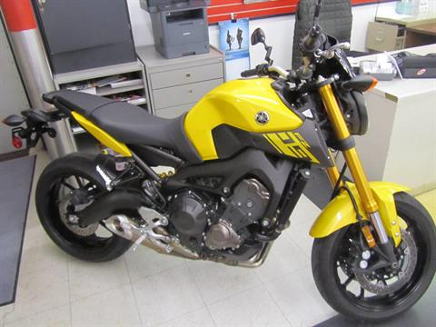 2015 Yamaha FZ-09 in Colorado Springs, Colorado