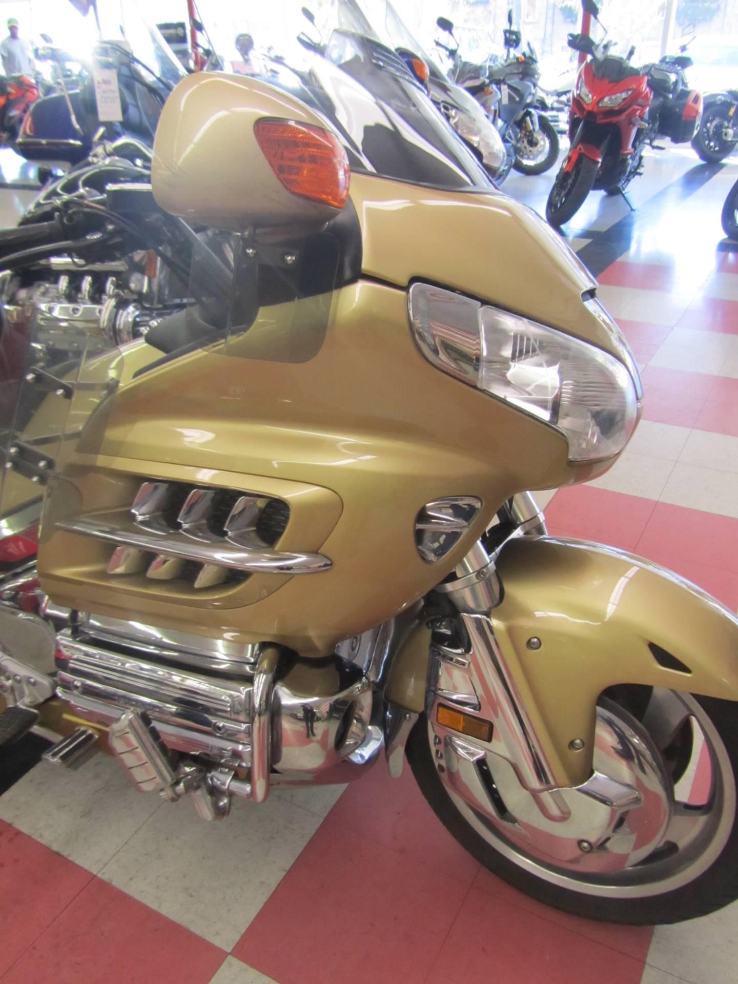 2006 Honda Gold Wing® Audio / Comfort in Colorado Springs, Colorado