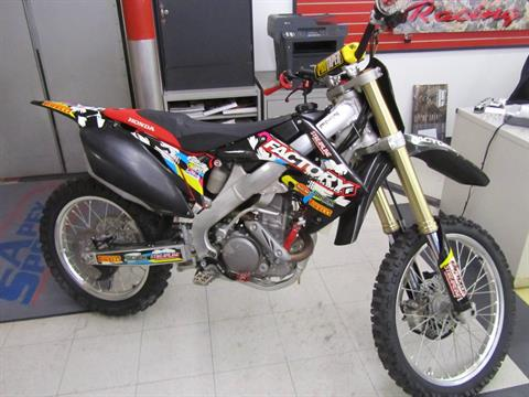 2010 Honda CRF®250R in Colorado Springs, Colorado