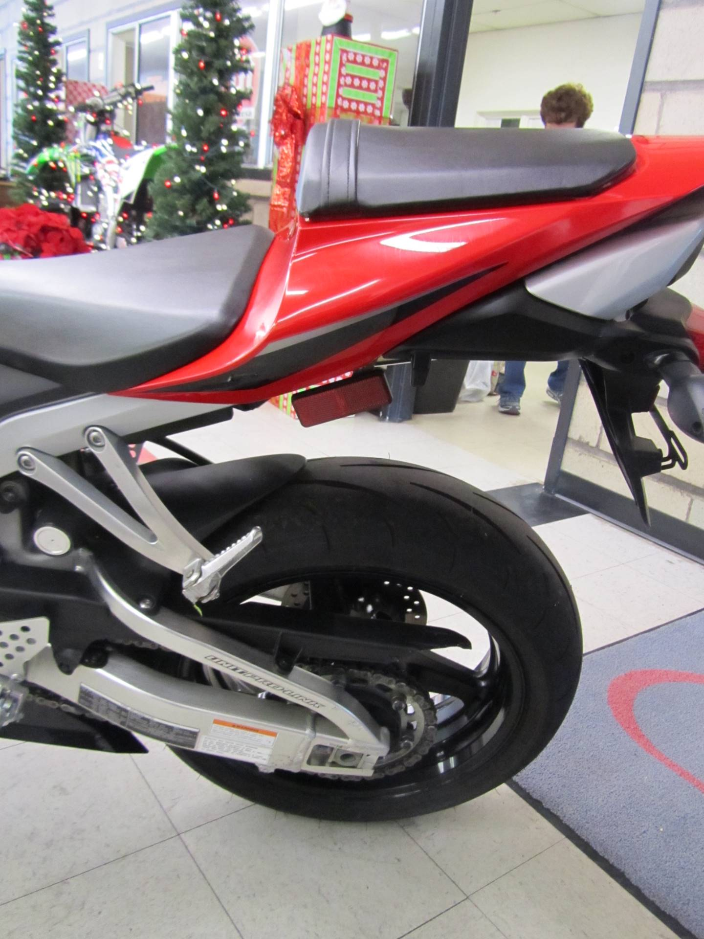 2011 Honda Cbr600rr For Sale Colorado Springs Co 104045