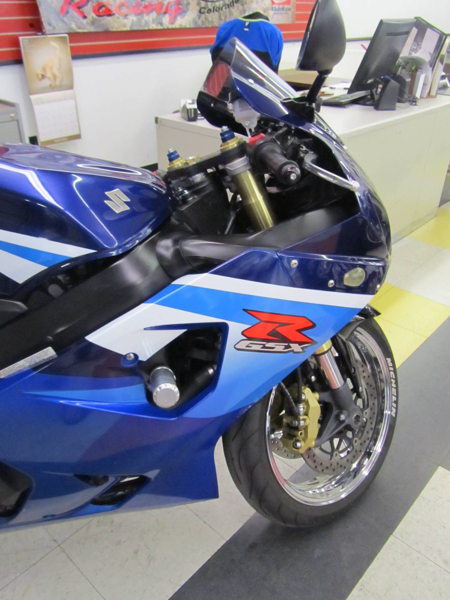 2005 Suzuki GSX-R600 in Colorado Springs, Colorado