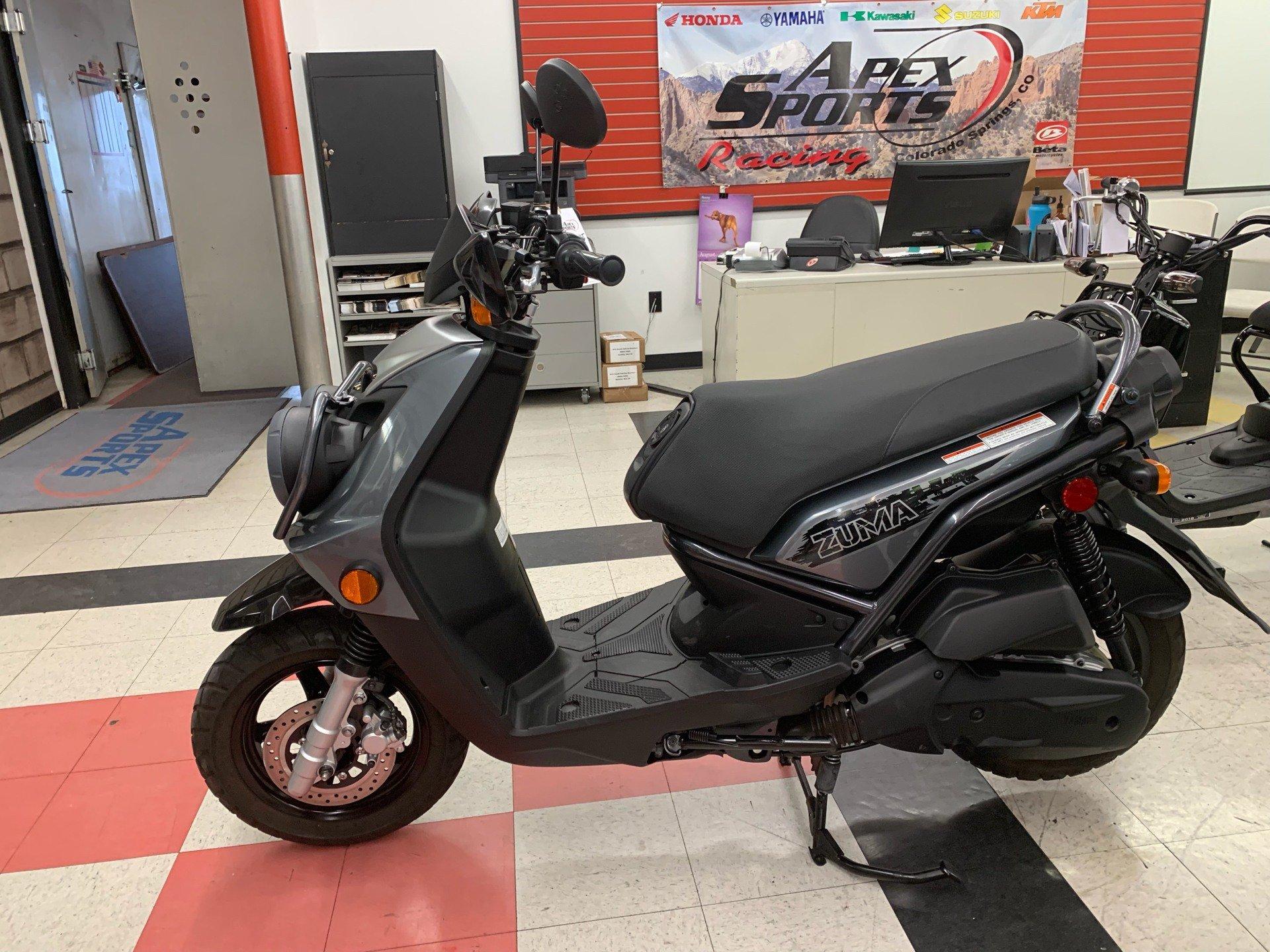 2015 Yamaha Zuma 125 for sale 179694