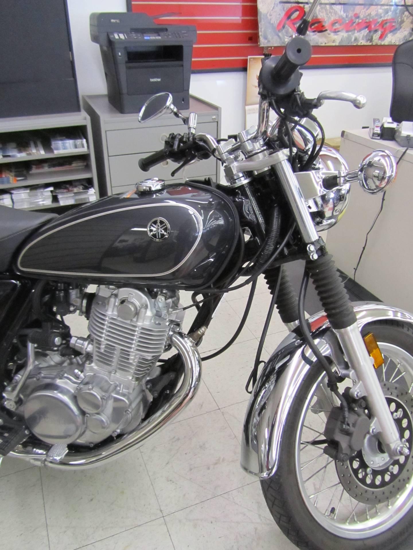 2015 Yamaha SR400 in Colorado Springs, Colorado