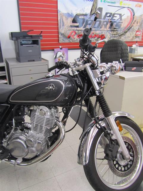 2015 Yamaha SR400 in Colorado Springs, Colorado