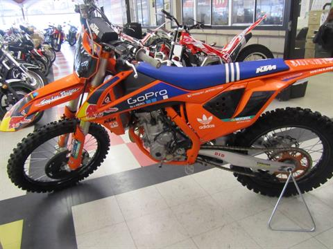 2016 KTM 250 SX-F Factory Edition in Colorado Springs, Colorado