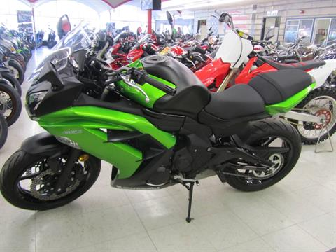 2014 Kawasaki Ninja® 650 in Colorado Springs, Colorado