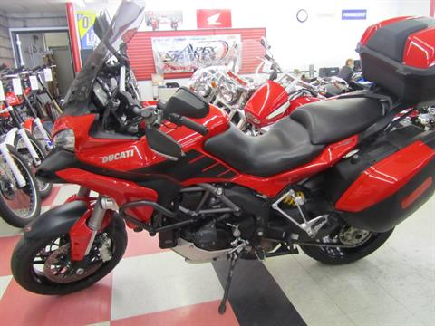 2013 Ducati Multistrada 1200 S Touring in Colorado Springs, Colorado