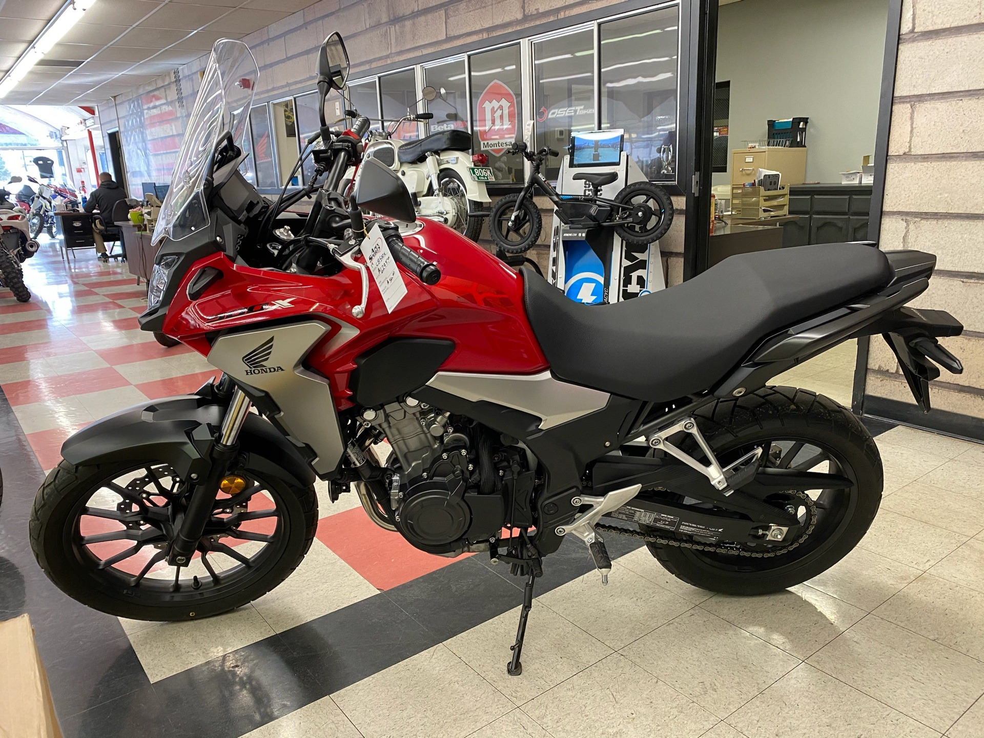 2019 Honda CB500X in Colorado Springs, Colorado - Photo 1
