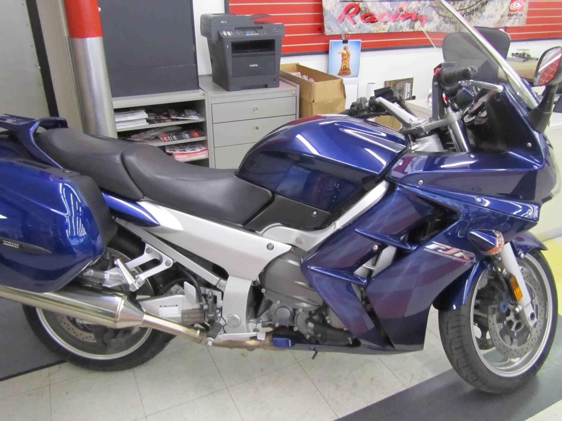 2005 Yamaha FJR 1300A 5