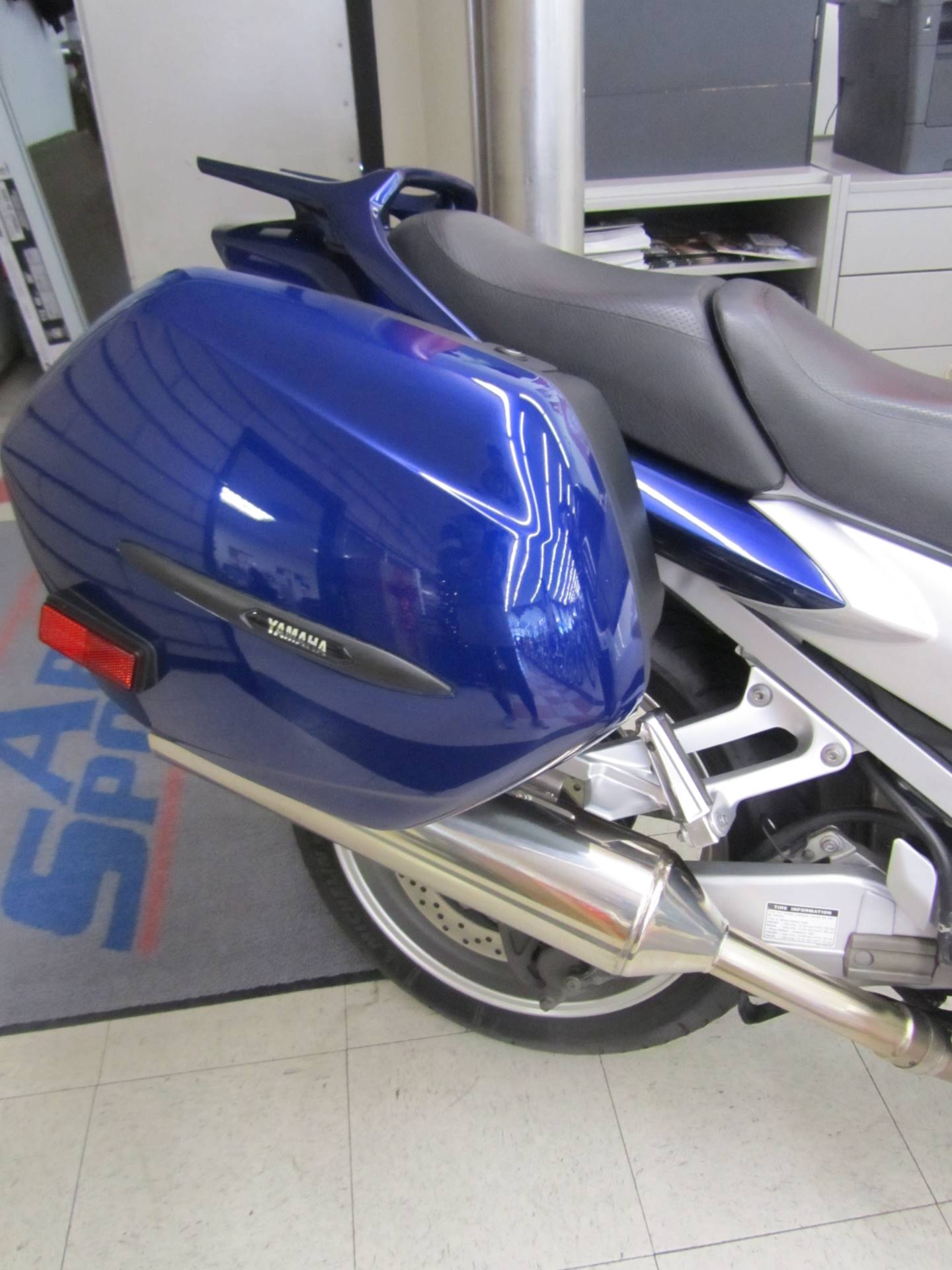 2005 Yamaha FJR 1300A 7
