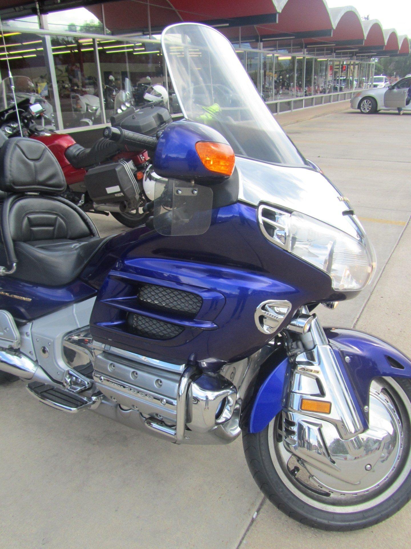 2003 Honda Gold Wing in Colorado Springs, Colorado