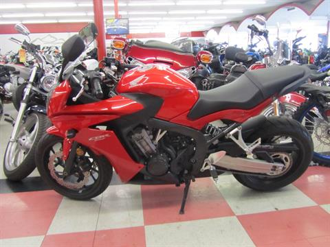2014 Honda CBR®650F in Colorado Springs, Colorado