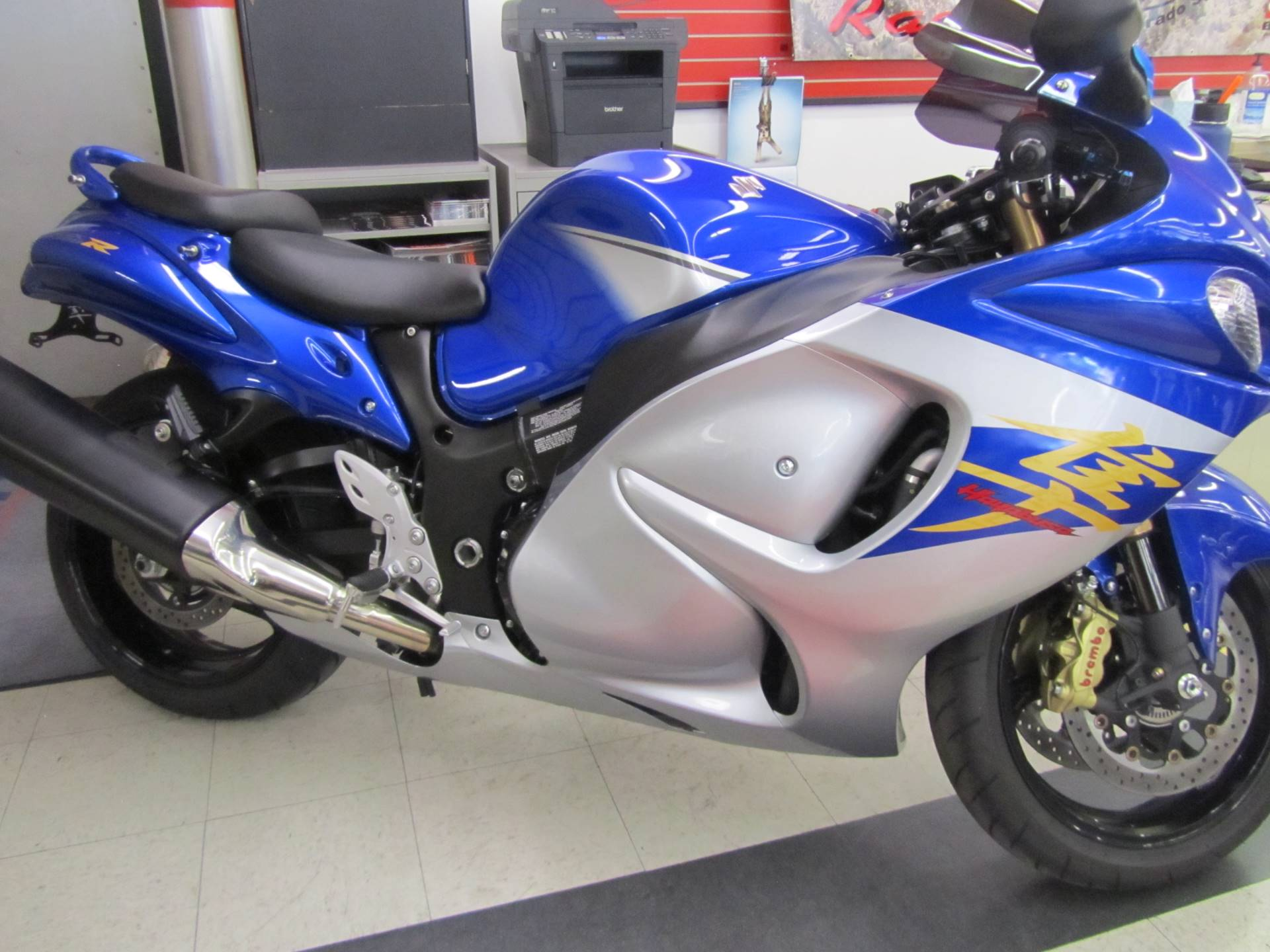 2015 Suzuki Hayabusa for sale 49784