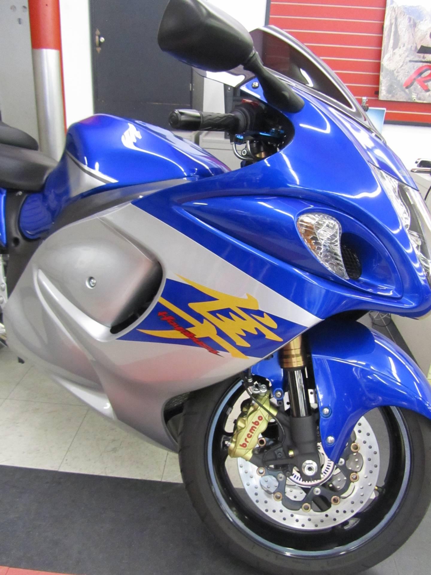 2015 Suzuki Hayabusa 2