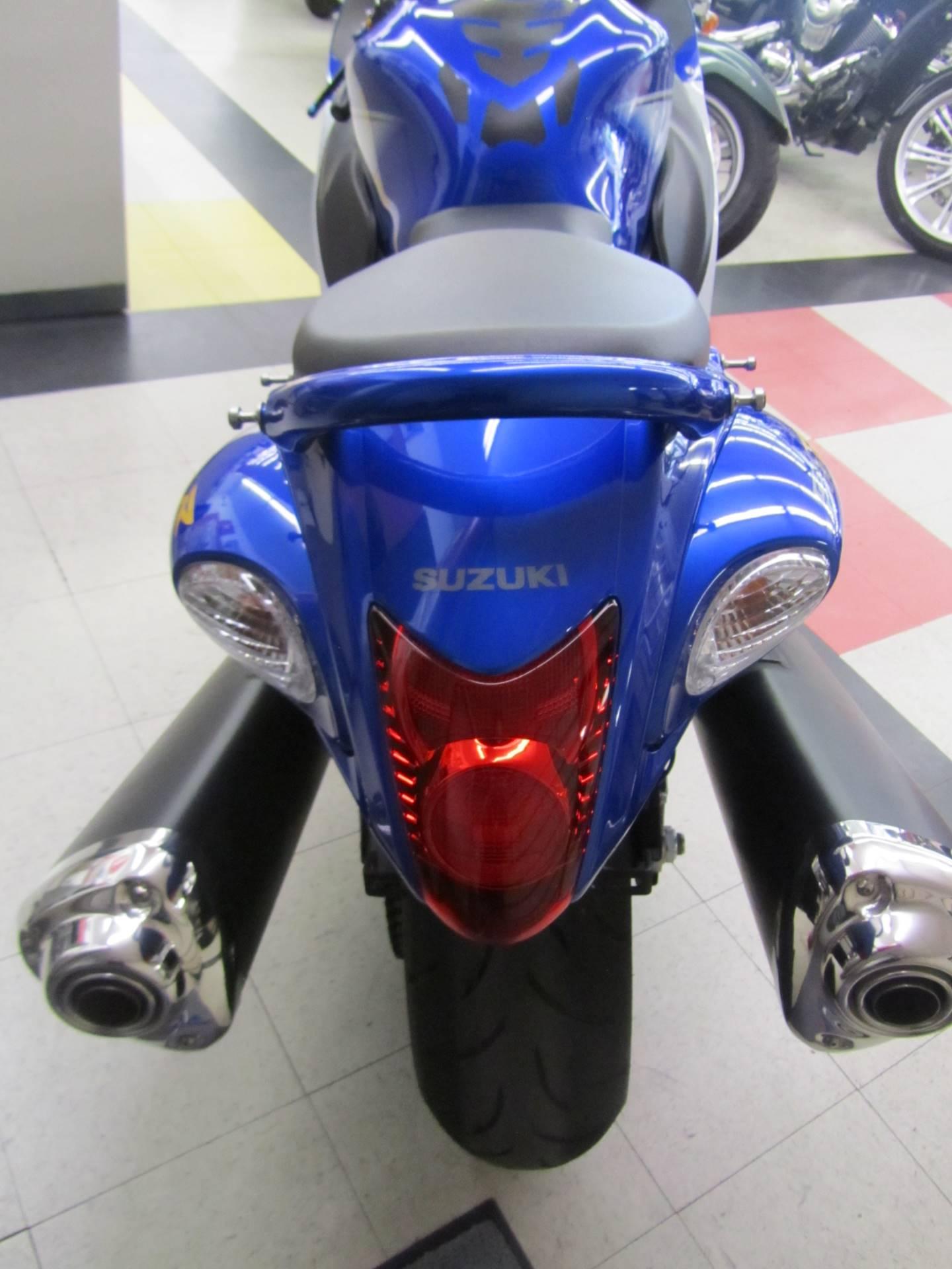 2015 Suzuki Hayabusa 4
