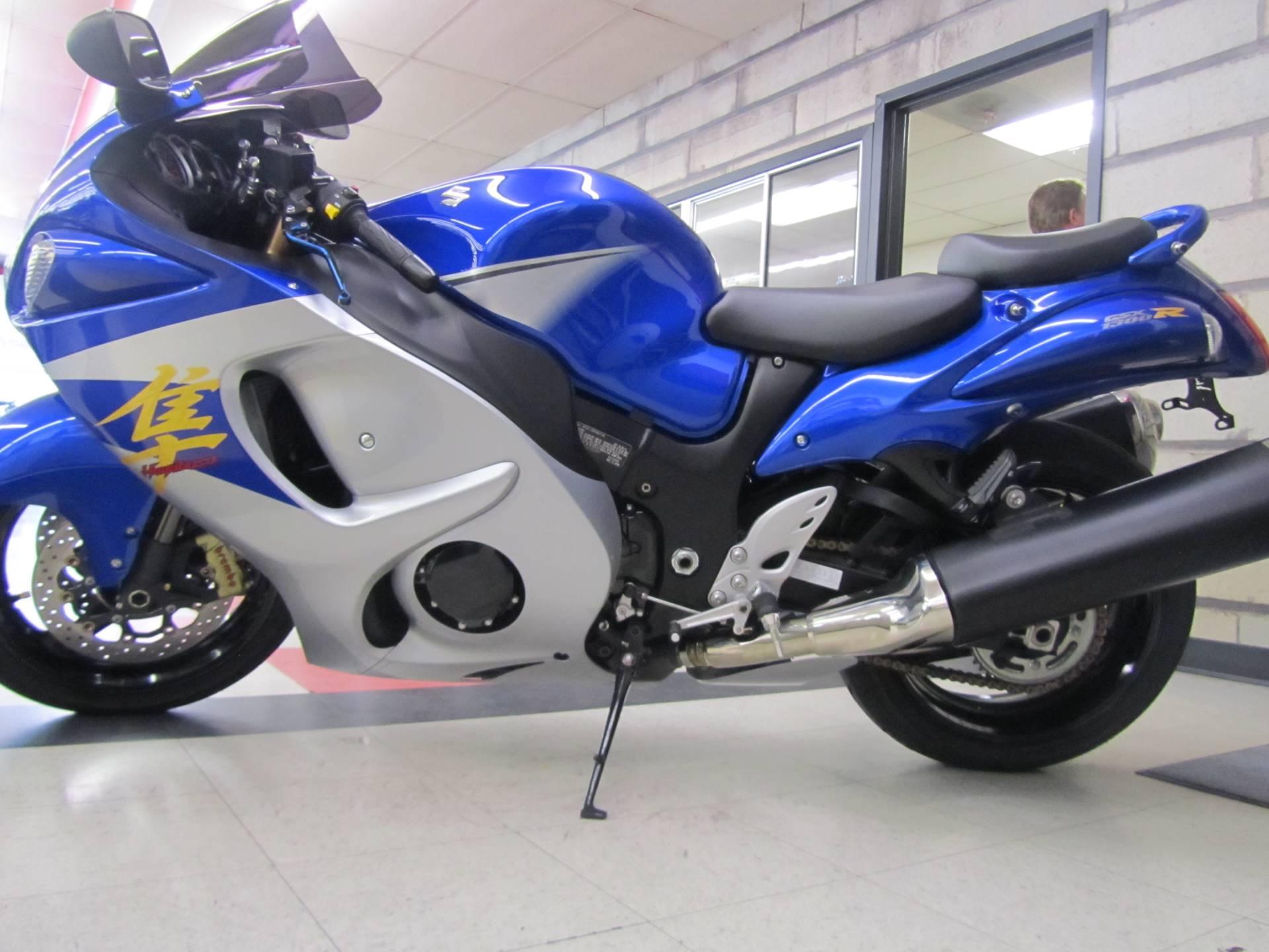 2015 Suzuki Hayabusa 5