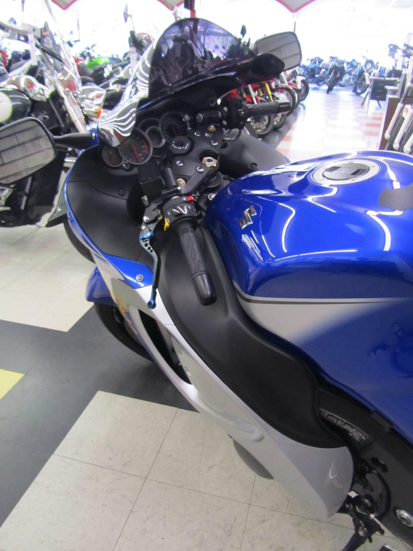 2015 Suzuki Hayabusa 7
