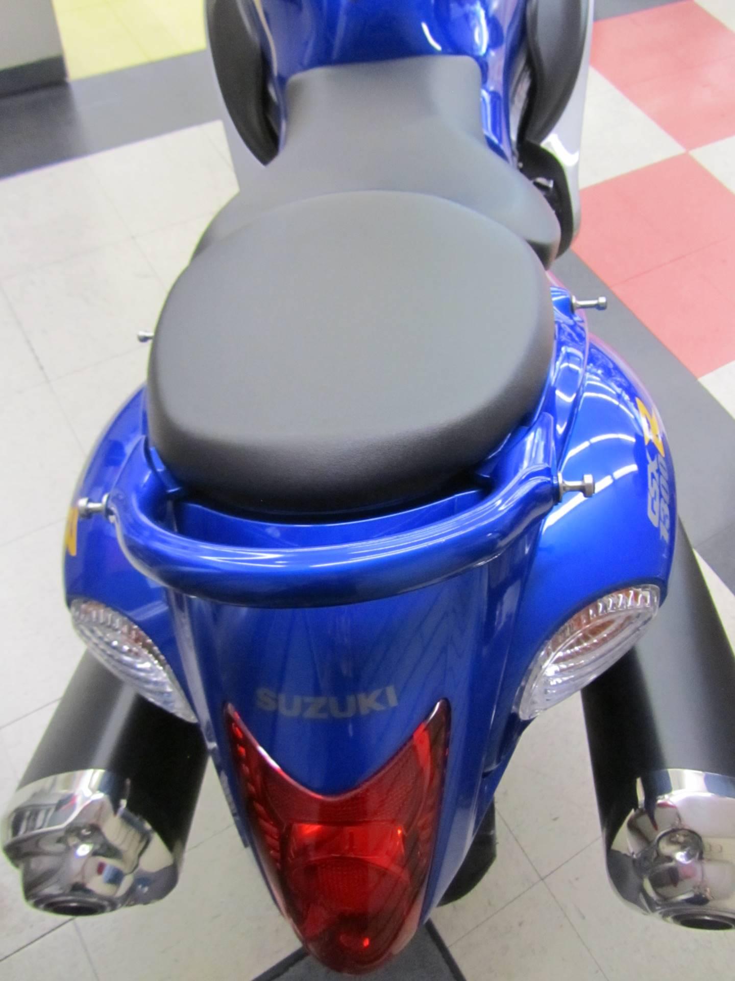 2015 Suzuki Hayabusa 8