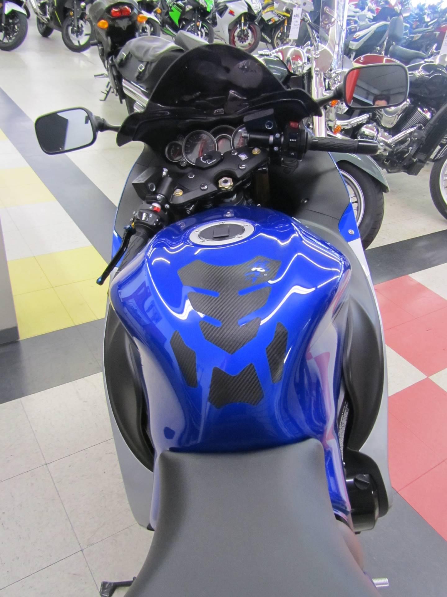 2015 Suzuki Hayabusa 9