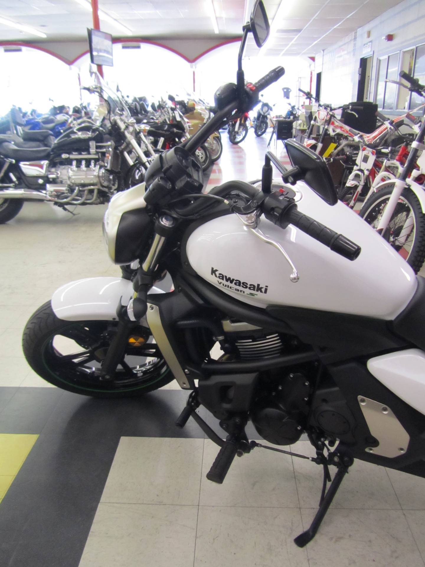 2015 Kawasaki Vulcan® S ABS in Colorado Springs, Colorado