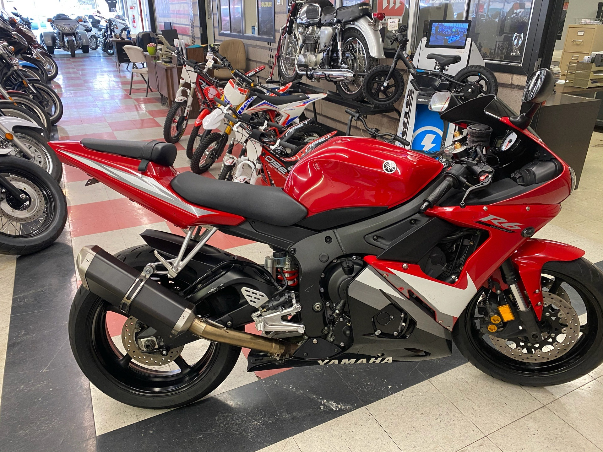 2005 Yamaha YZF-R6 for sale 288321