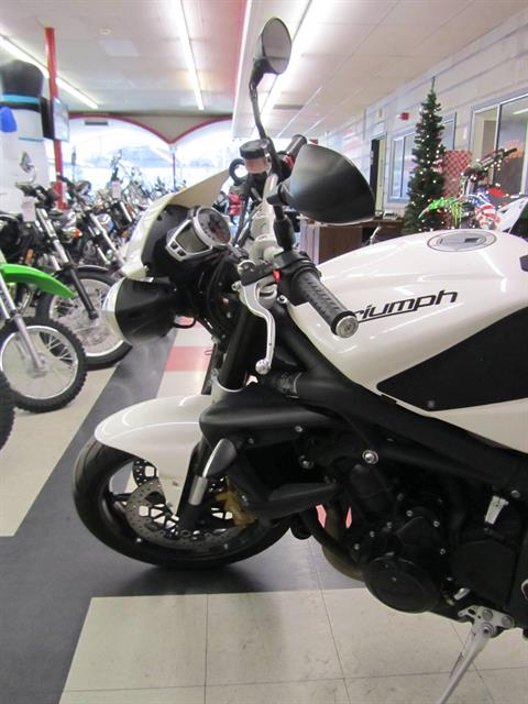 2011 Triumph Street Triple R in Colorado Springs, Colorado