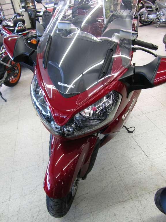 2014 Kawasaki Concours® 14 ABS in Colorado Springs, Colorado