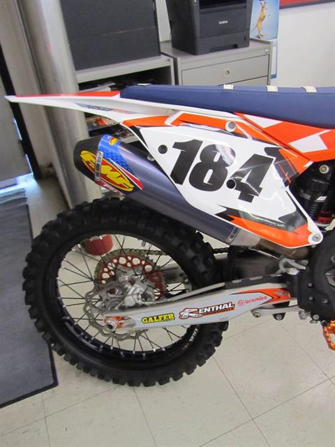 2016 KTM 450 SX-F in Colorado Springs, Colorado