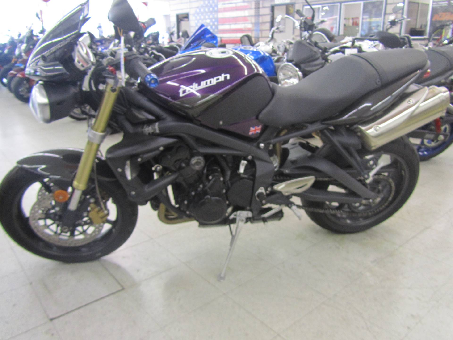 2012 Triumph Street Triple in Colorado Springs, Colorado