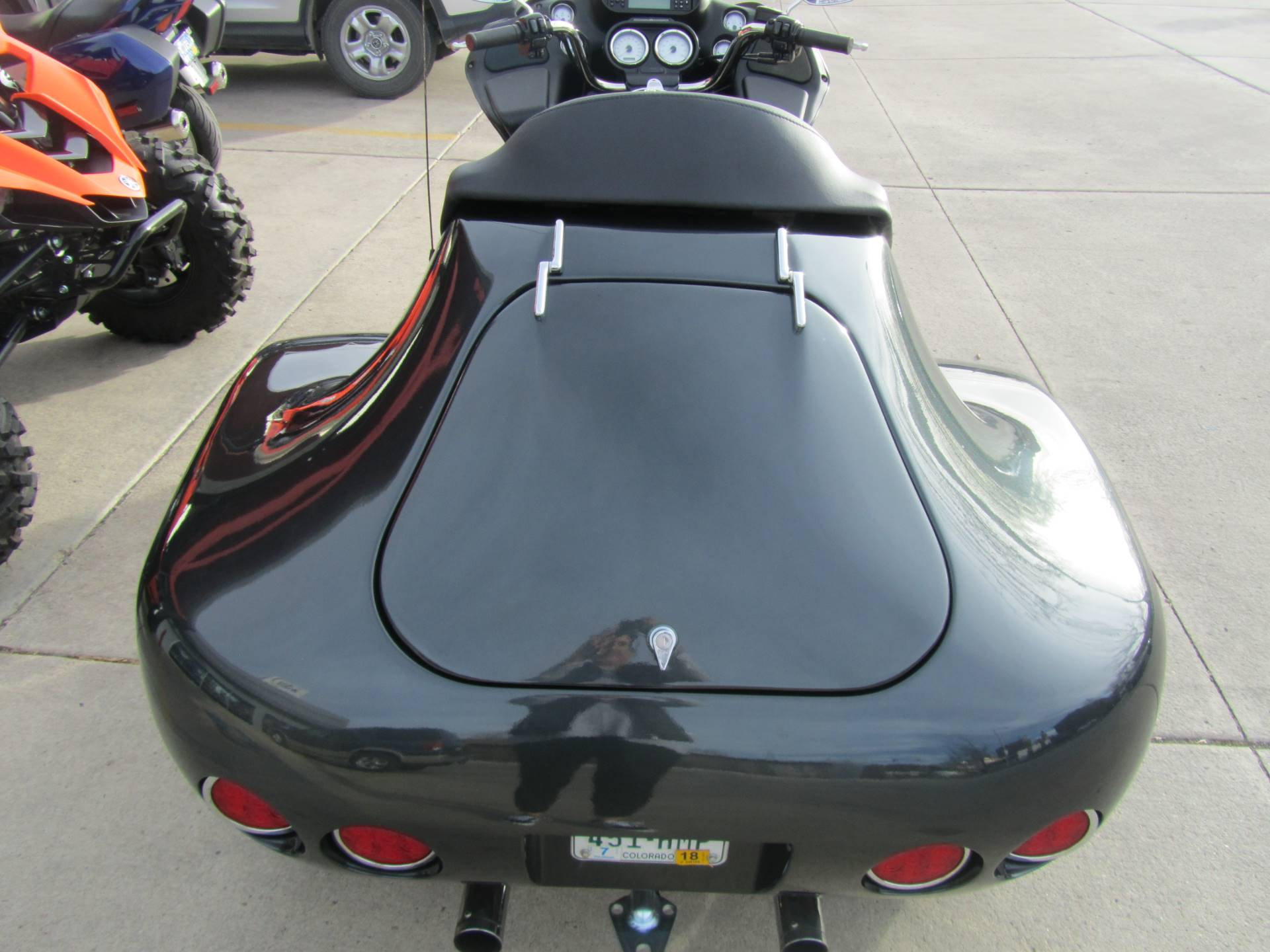 2005 Harley-Davidson FLTRI Road Glide® in Colorado Springs, Colorado - Photo 4
