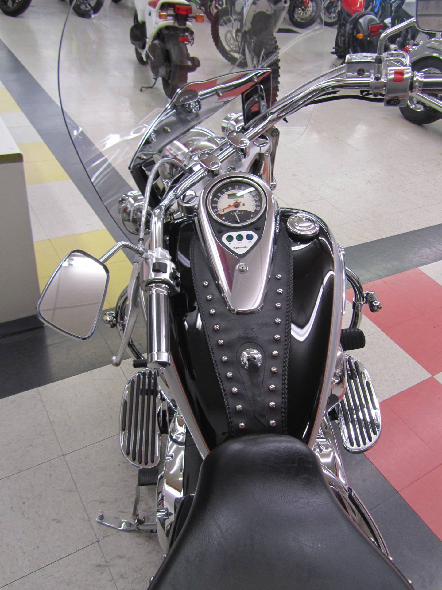 2007 Kawasaki Vulcan® 900 Classic LT in Colorado Springs, Colorado
