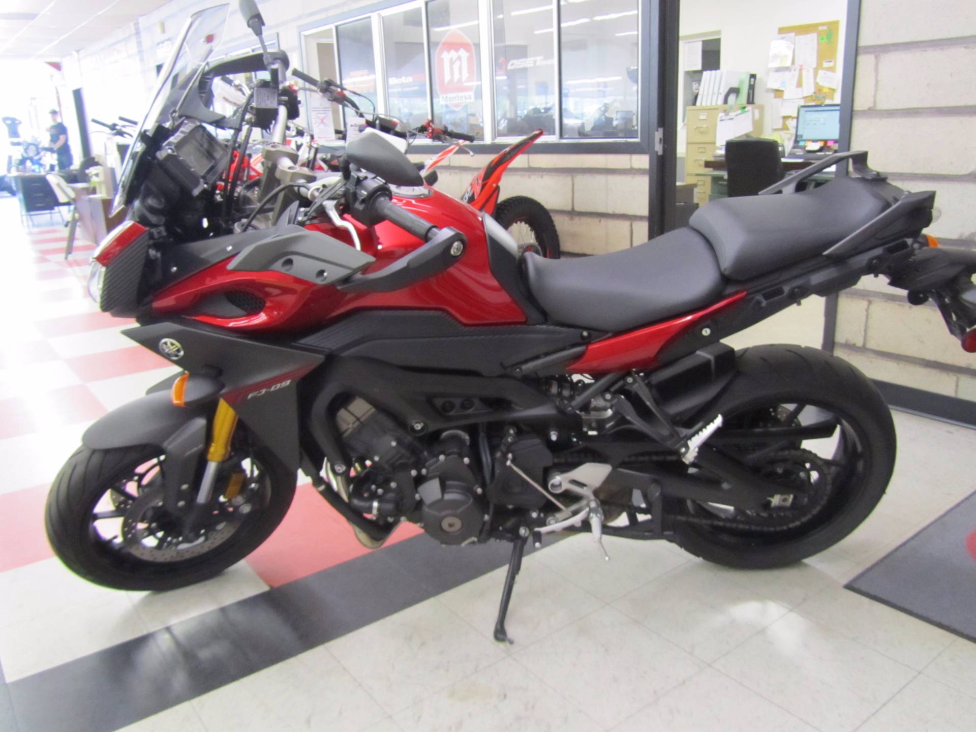 2015 Yamaha FJ-09 for sale 296