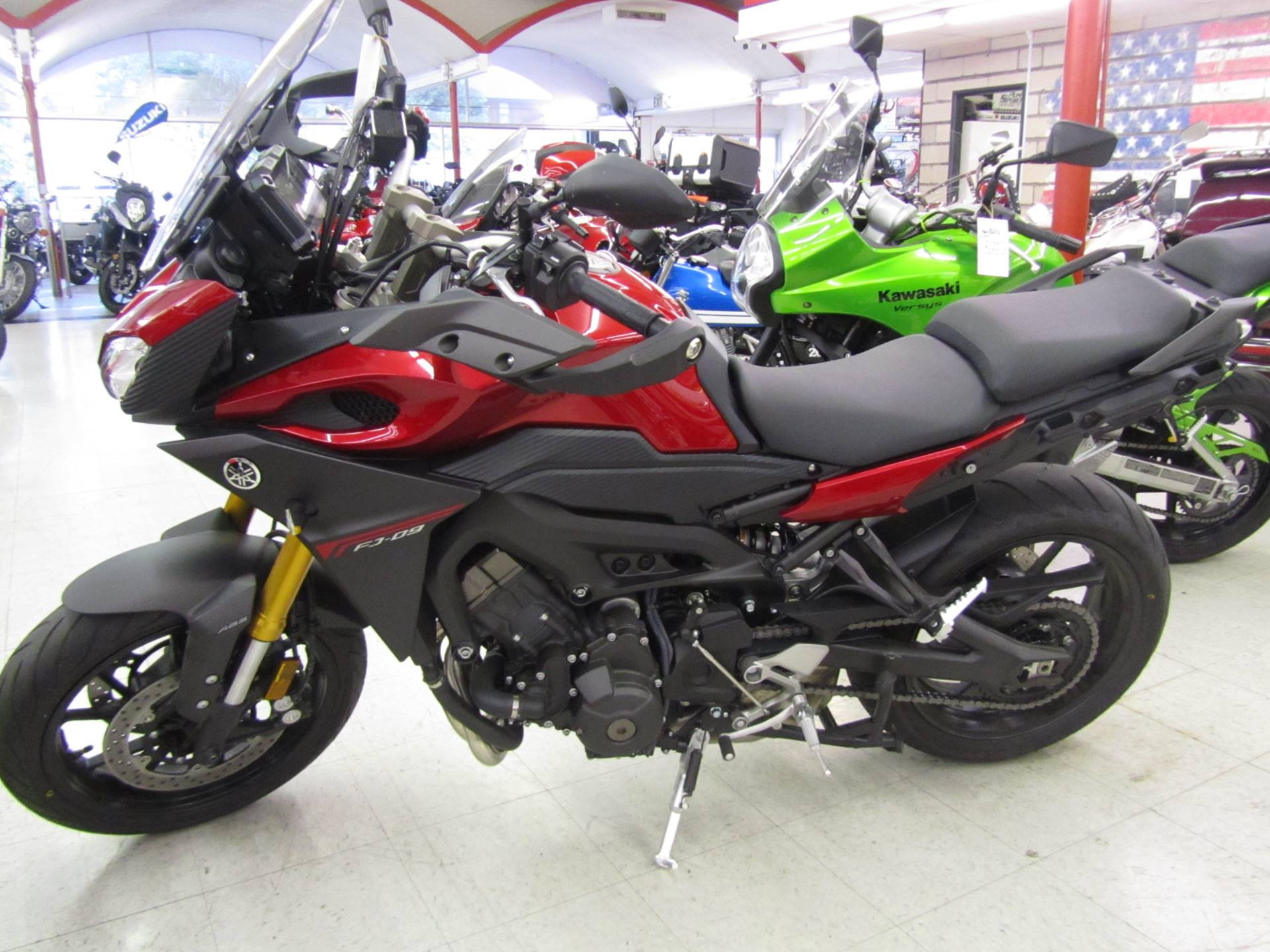 2015 Yamaha FJ-09 for sale 56126