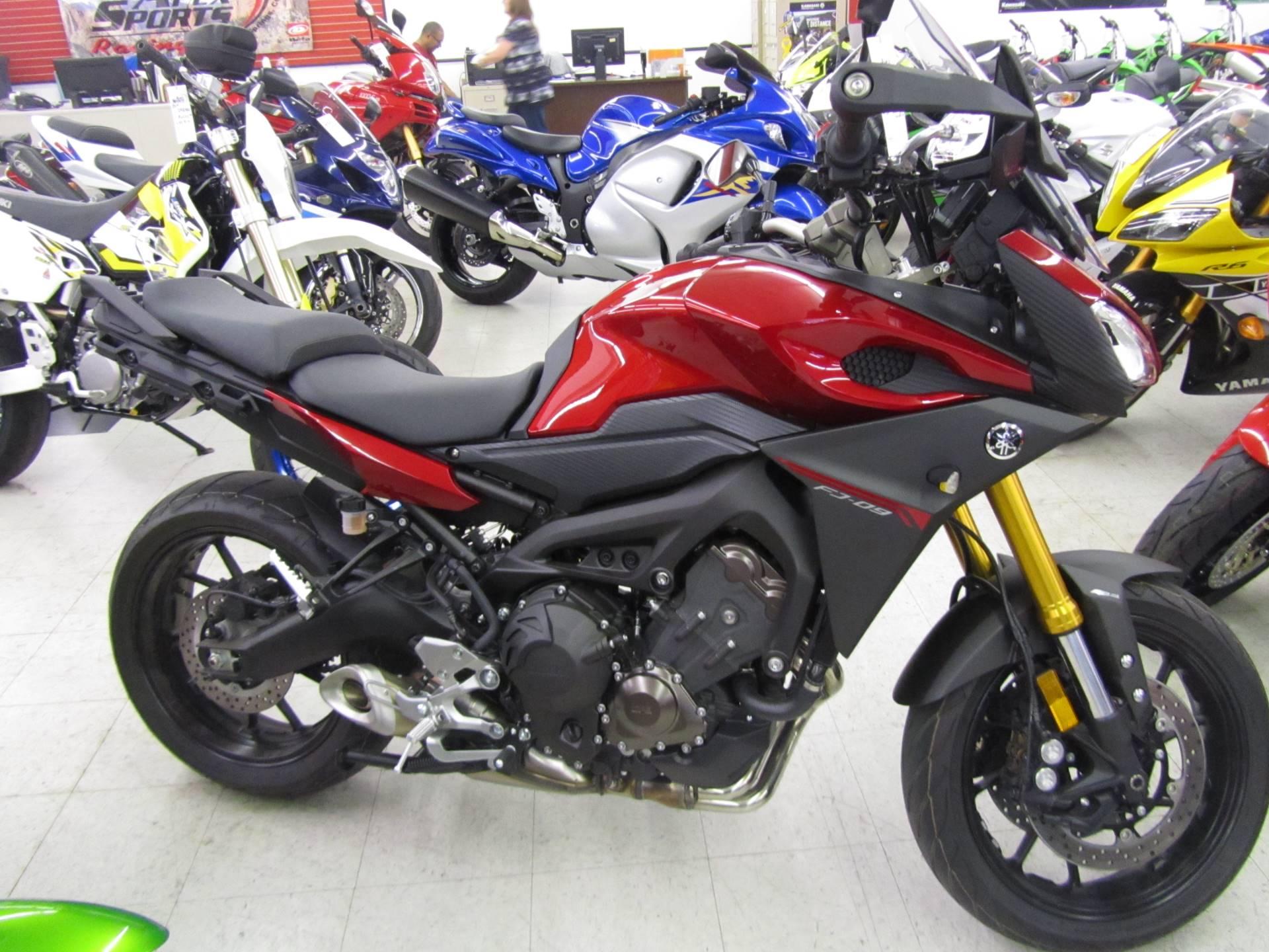 2015 Yamaha FJ-09 5