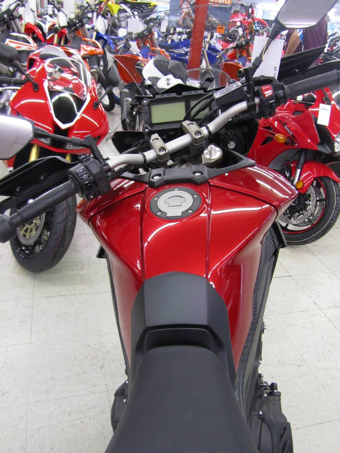 2015 Yamaha FJ-09 10