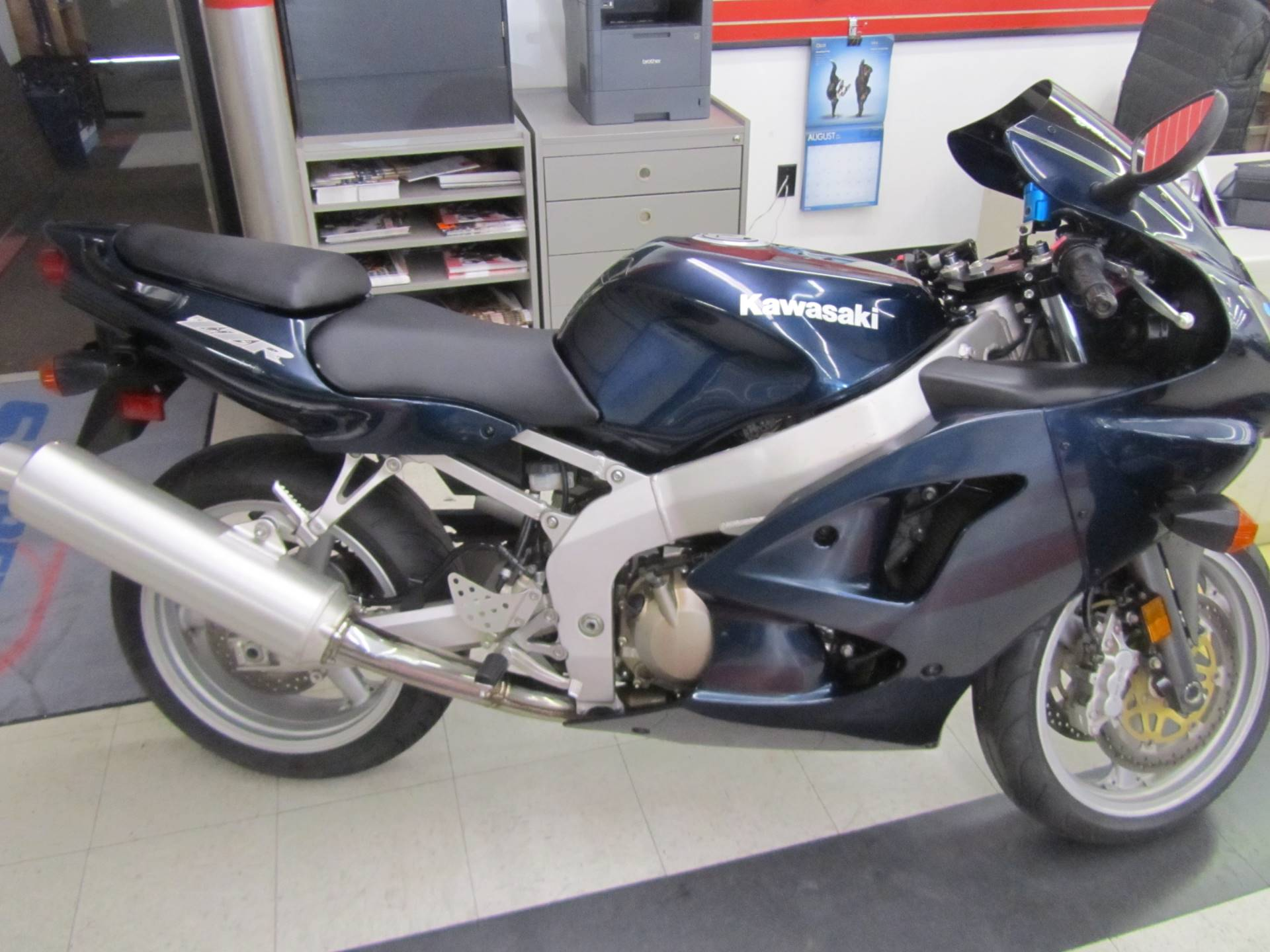 2005 Kawasaki ZZR®600 in Colorado Springs, Colorado
