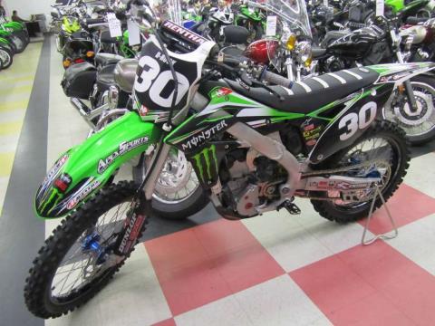 2015 Kawasaki KX™250F in Colorado Springs, Colorado