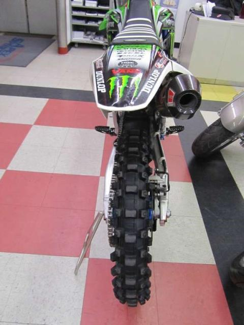 2015 Kawasaki KX™250F in Colorado Springs, Colorado