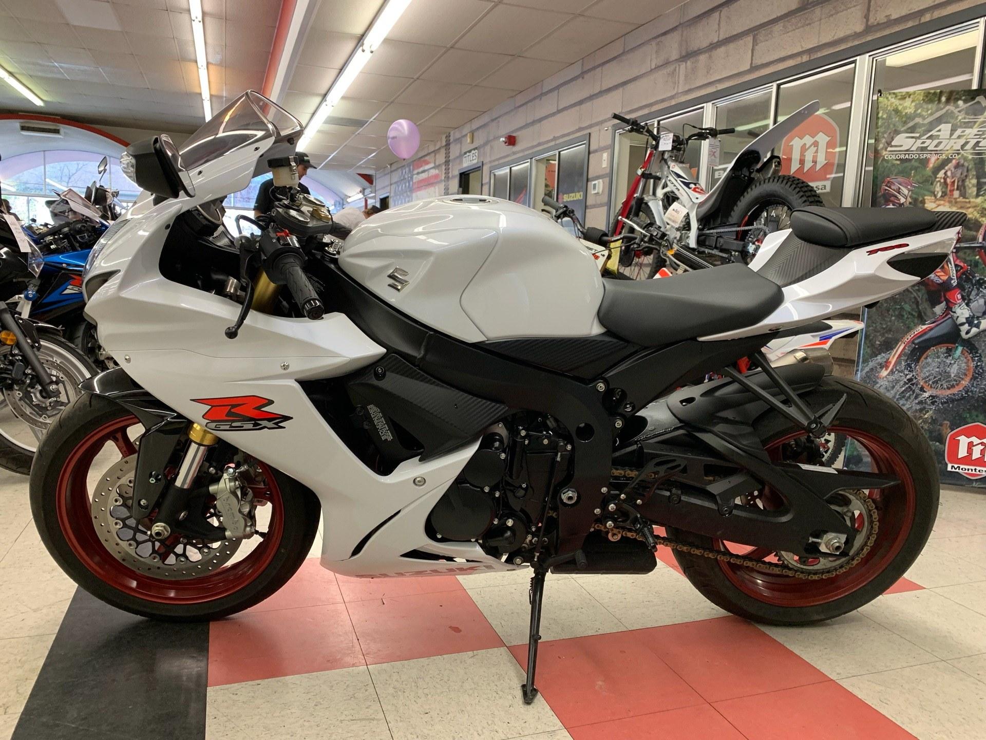 2017 Suzuki GSX-R750 for sale 119902