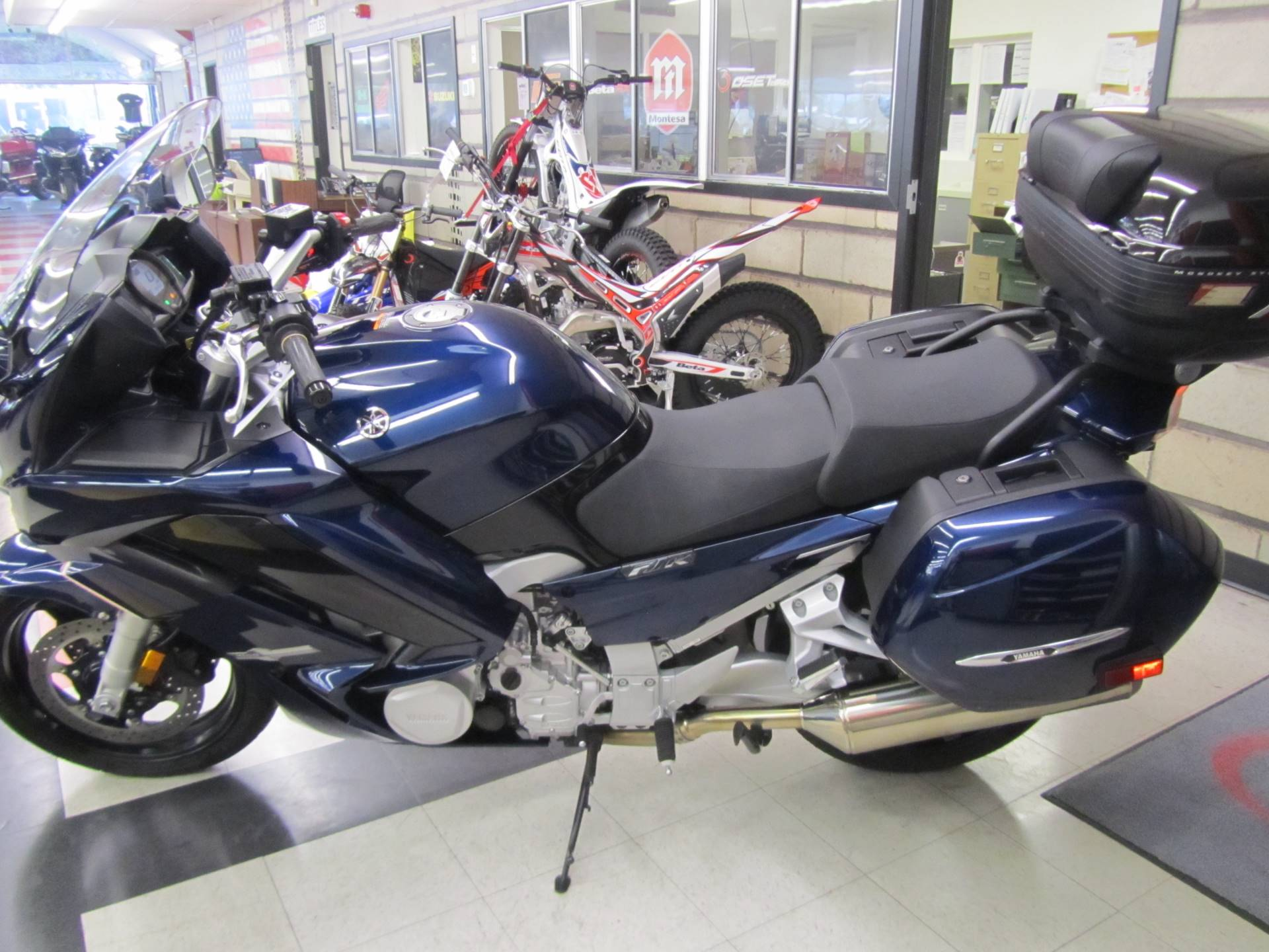 2016 Yamaha FJR1300A for sale 106417