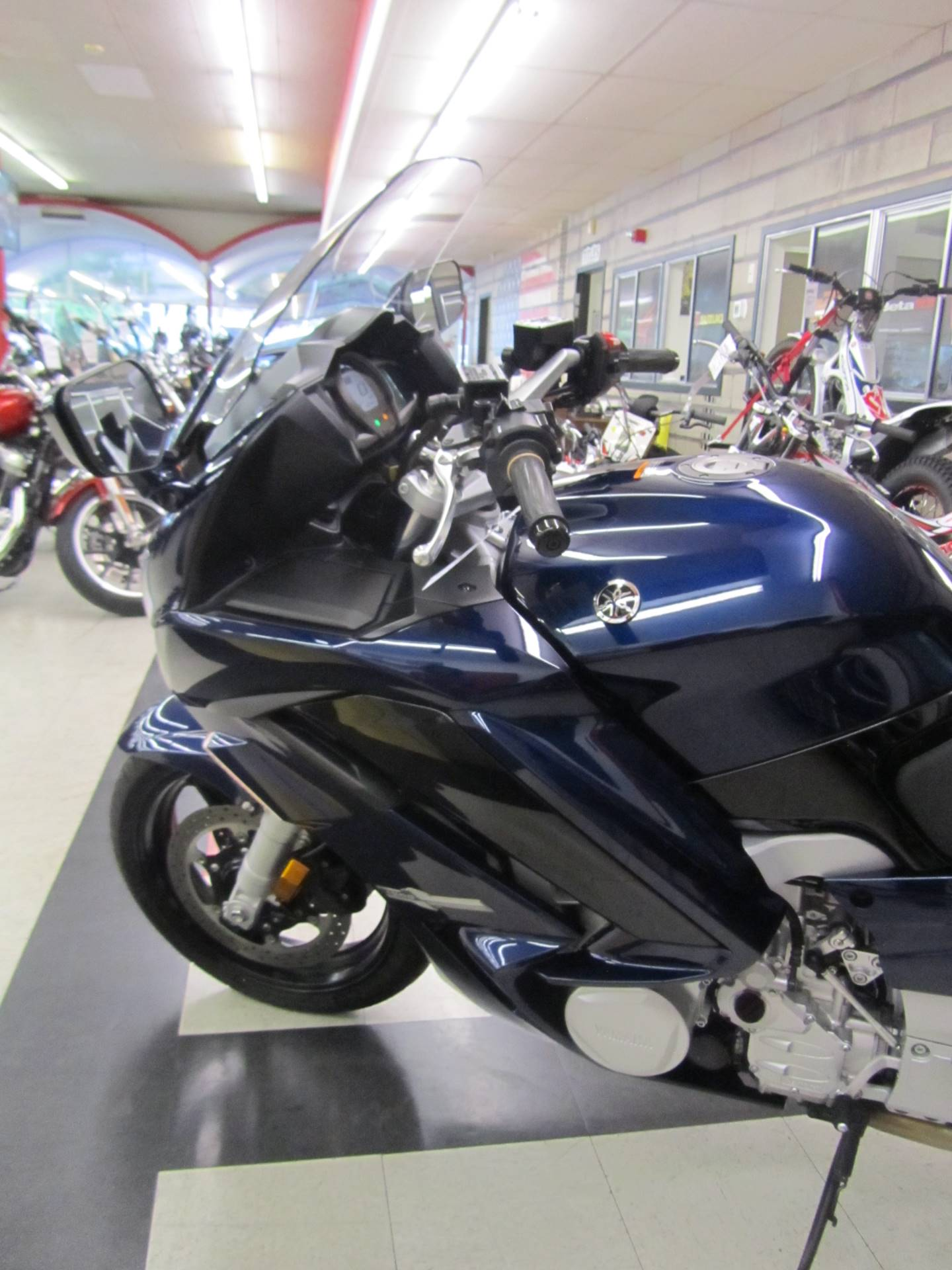 2016 Yamaha FJR1300A in Colorado Springs, Colorado