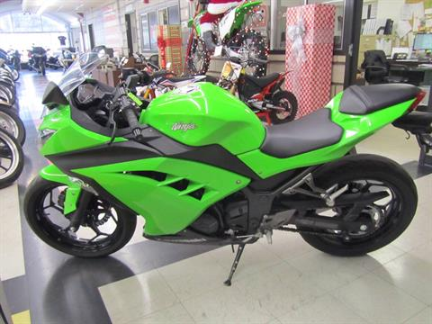 2015 Kawasaki Ninja® 300 in Colorado Springs, Colorado