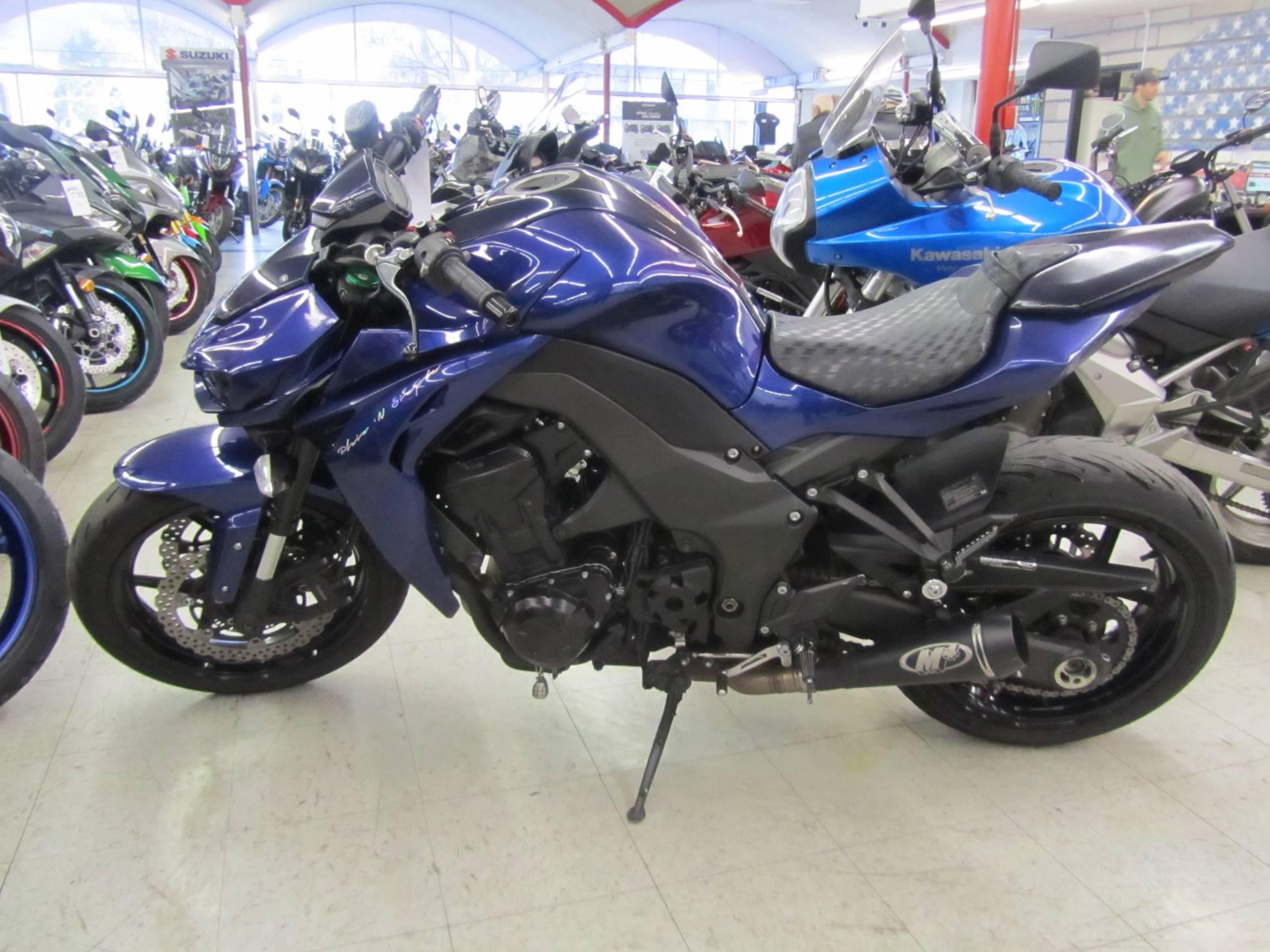 Used 2016 Kawasaki Z1000 Abs Motorcycles In Colorado Springs Co