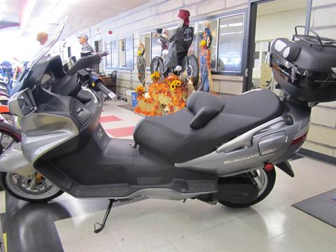 2011 Suzuki Burgman™ 650 Exec in Colorado Springs, Colorado