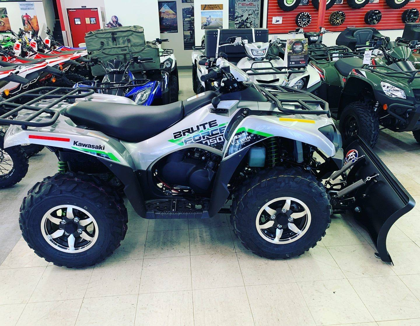 2019 Kawasaki Brute Force 750 4x4i EPS for sale 27872