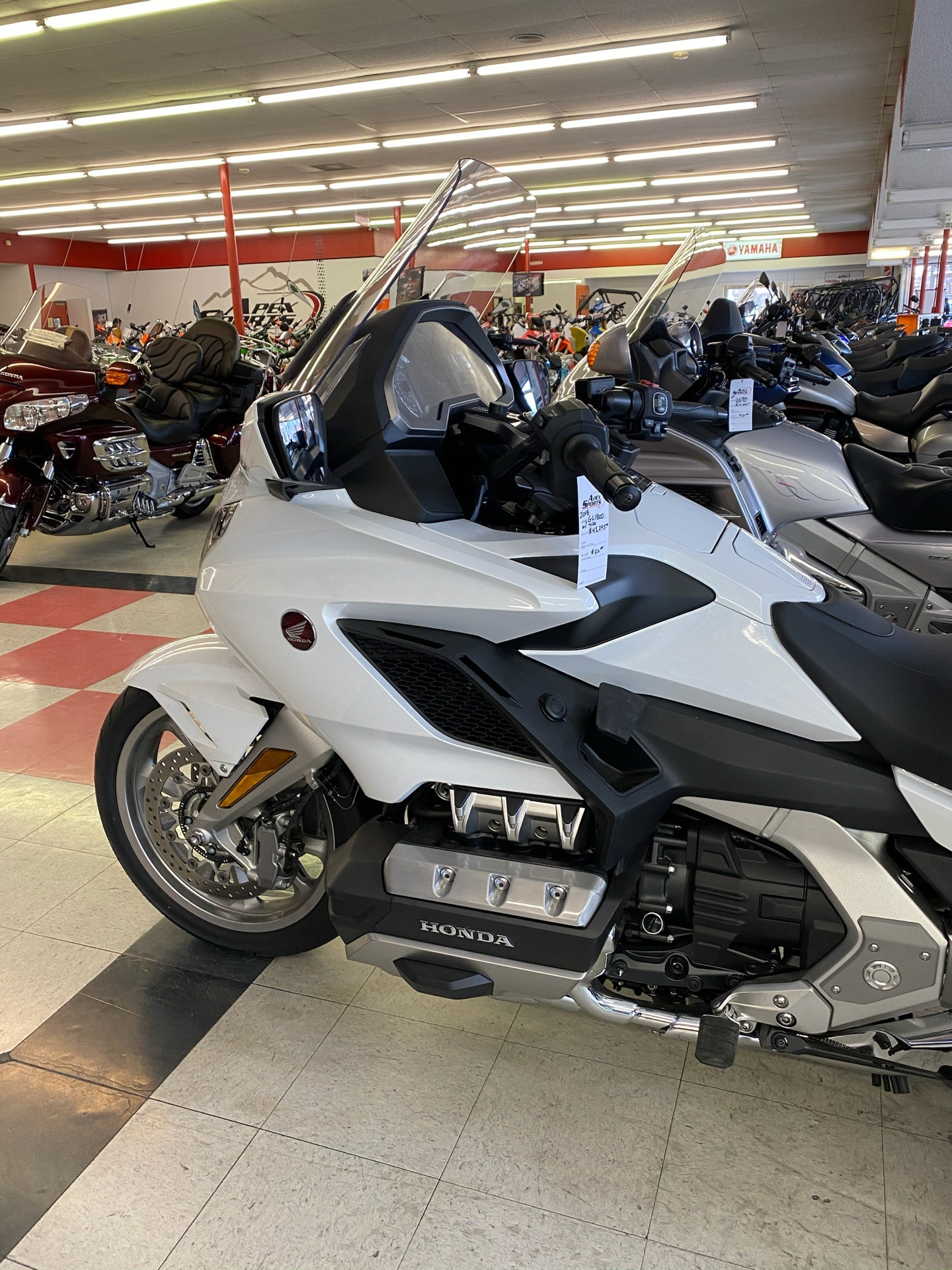 2018 Honda Gold Wing Tour Automatic DCT in Colorado Springs, Colorado - Photo 3