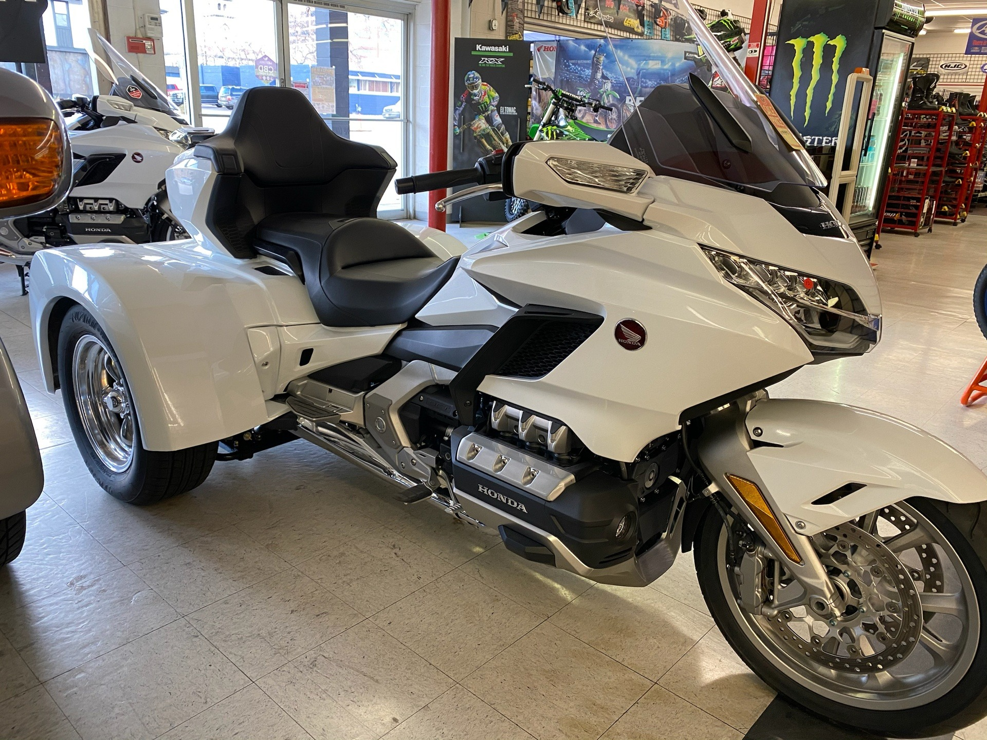 2018 Honda Gold Wing Tour Automatic DCT in Colorado Springs, Colorado - Photo 5