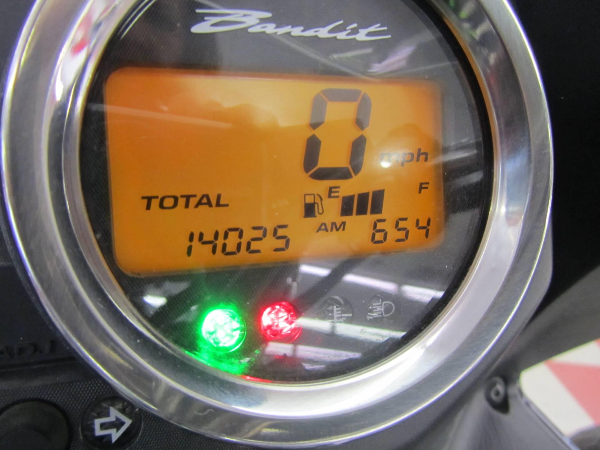 2008 Suzuki Bandit 1250S ABS in Colorado Springs, Colorado