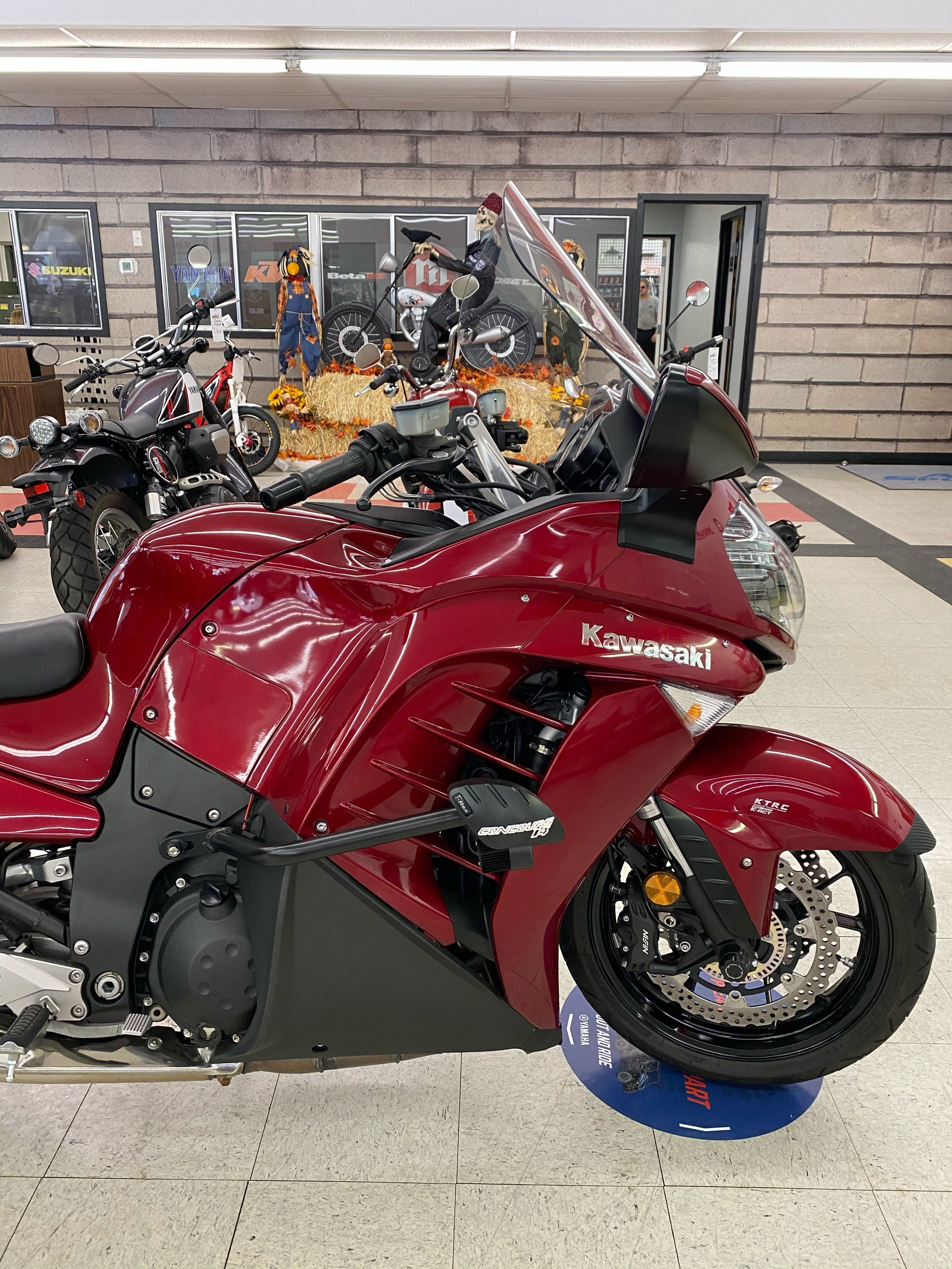 2014 Kawasaki Concours® 14 ABS in Colorado Springs, Colorado - Photo 6